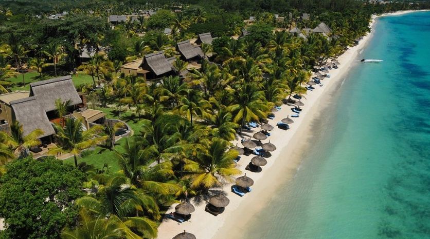 where to go for Winter Sun in Mauritius